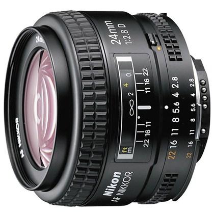 עדשת ניקון Nikon 24mm f/2.8 D AF