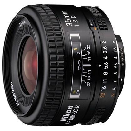 עדשת ניקון Nikon 35mm f/2 D AF