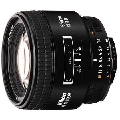 עדשת ניקון Nikon 85mm f/1.8 D AF