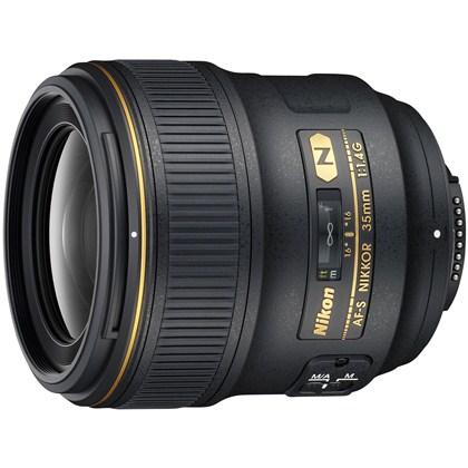 Nikon 35mm f/1.4 G AF-S עדשת ניקון