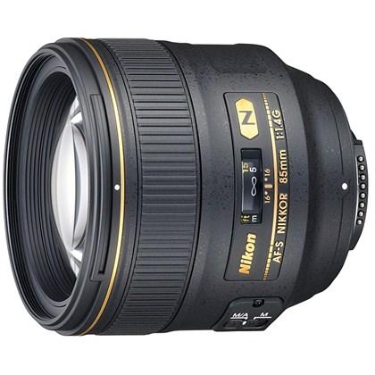 עדשת ניקון Nikon 85mm f/1.4 G IF AF-S