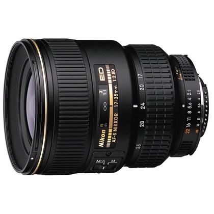 ניקון עדשת זום רחבה Nikon 17-35mm f/2.8 D IF-ED AF-S