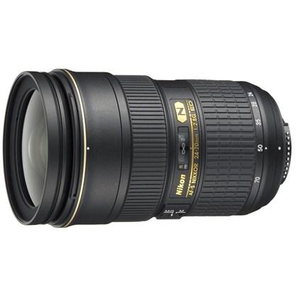 עדשת ניקון מקצועית Nikon 24-70mm f/2.8 G ED AF-S