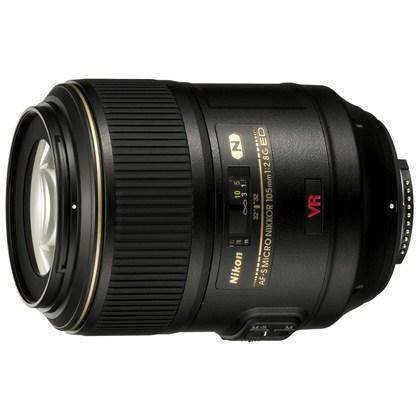 עדשת ניקון Nikon 105mm f/2.8 G AF-S VR IF-ED