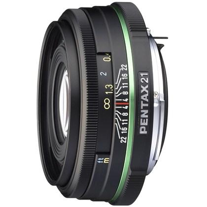 עדשה רחבת זווית של פנטקס Pentax DA 21mm F/3.2 AL Limited