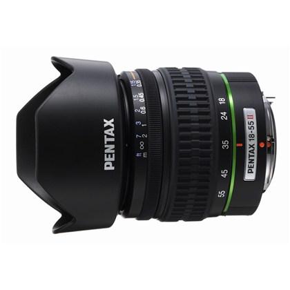 עדשת פנטקס Pentax Zoom Super Wide Angle SMCP-DA 18-55mm f/3.5-5.6 AL