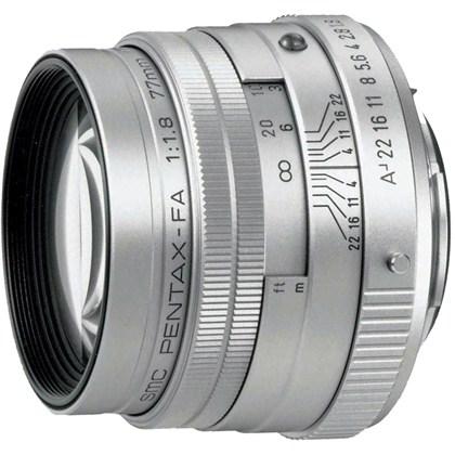 עדשה  RICOH PENTAX FA 77mm F1.8-4ED Limted  W/CASE S0027970