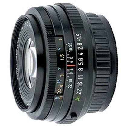 עדשה  פנטקס PENTAX FA 43mm F1.9 Limited Black