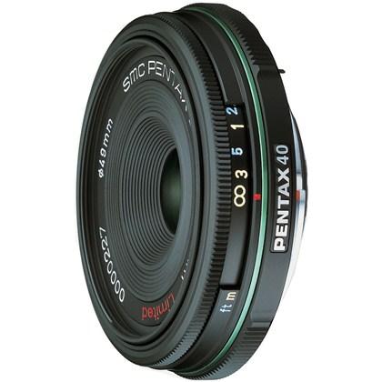 עדשה  פנטקס PENTAX DA 40mm F2.8 Limited