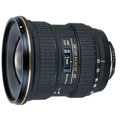 Tokina 12-24mm f/4 PRO DX II Autofocus Zoom Lens עדשת טוקינה