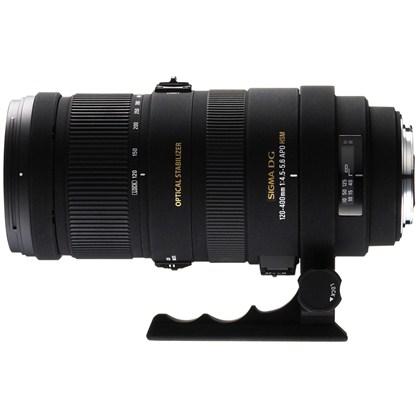 עדשת סיגמה למצלמות קנון SIGMA 120-400mm DG OS HSM