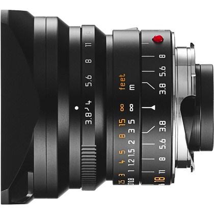 חדש!! עדשה מקצועית רחבת זווית  LEICA דגם:LEICA SUPER-ELMAR-M 18mm f/3.8 ASPH.