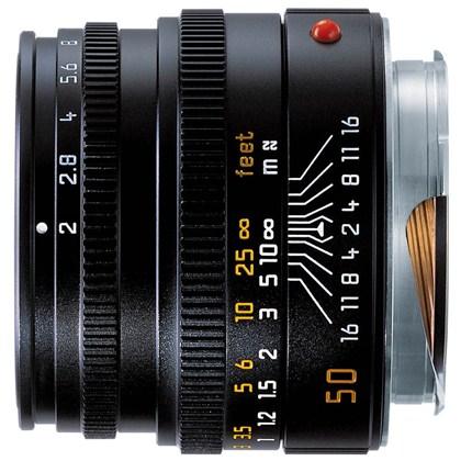 עדשת לייקה LEICA SUMMICRON-M 50mm f/2