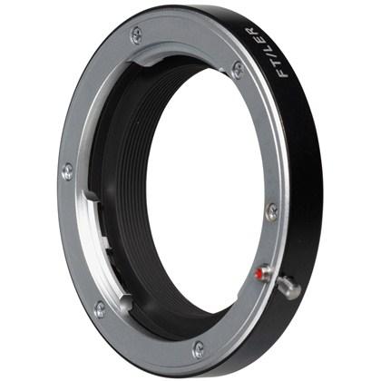 מתאם בין עדשות LEICA R למצלמות MicroFourThirds