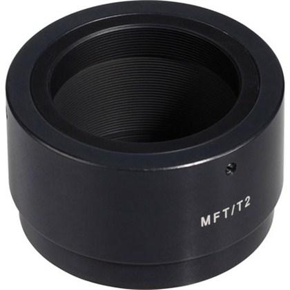 מתאם בין עדשות T2 למצלמות MicroFourThirds