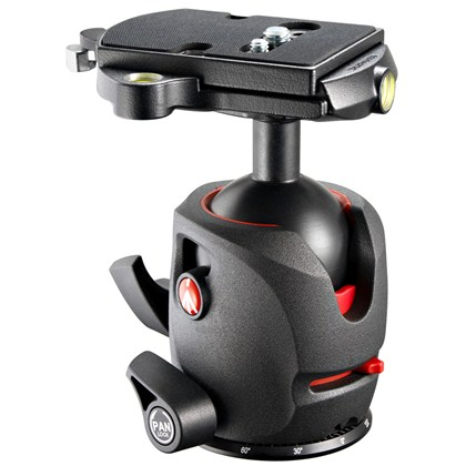 Manfrotto 055 Magnesium Ball head-RC4