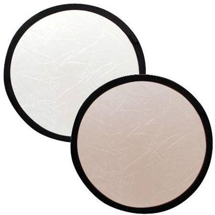"""Lastolite REFLECTOR 30CM (12"""") SUNFIRE/WHITE"""
