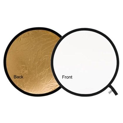 "Lastolite REFLECTOR 30CM (12"") GOLD/WHITE"
