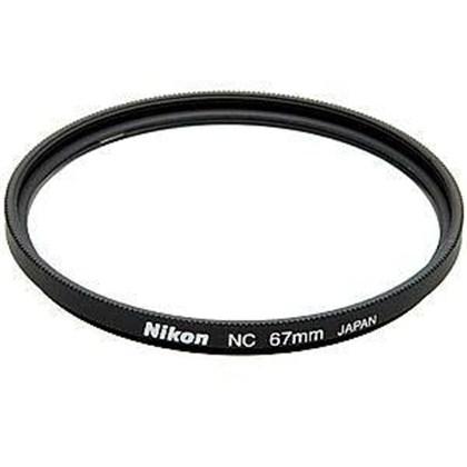 Nikon NC Clear glass (UV) 67mm
