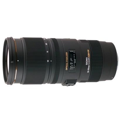 עדשת סיגמה למצלמות ניקון SIGMA 50-150mm 2.8 APO EX DC OS HSM