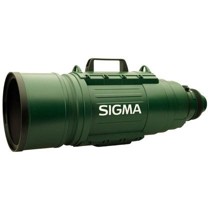 עדשת סיגמה למצלמות ניקון SIGMA 200-500mm F2.8 APO EX DG