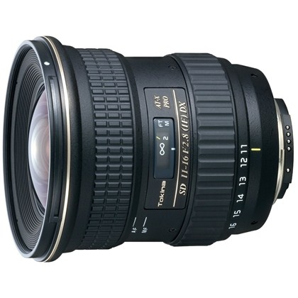 Tokina 11-16mm F/2.8 ATX Pro DX For Canon