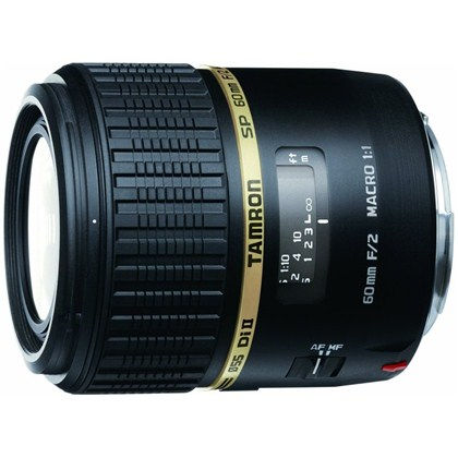 Tamron 60mm f/2 MACRO for Canon