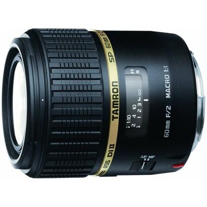 Tamron 60mm f/2 MACRO for Nikon
