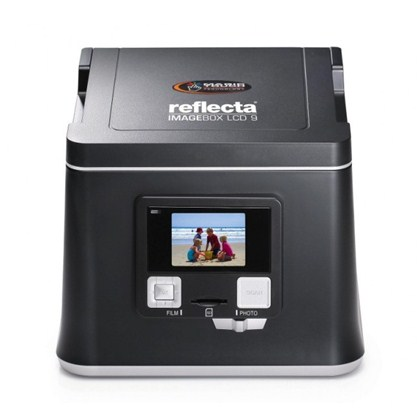 reflecta Imagebox LCD9 - Scanning without PC