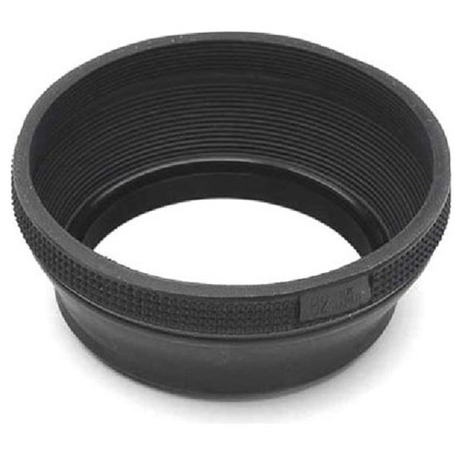 72mm RUBBER LENS HOOD