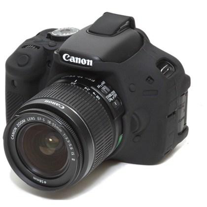 Silicone Camera Case  for Canon 600D