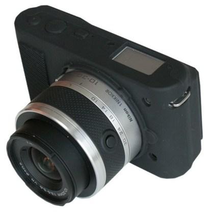 Silicone Camera Case  for Nikon J1