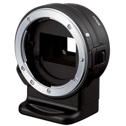 Nikon FT1 Mount Adapter for F-Mount Lenses & 1 Series Cameras, Black