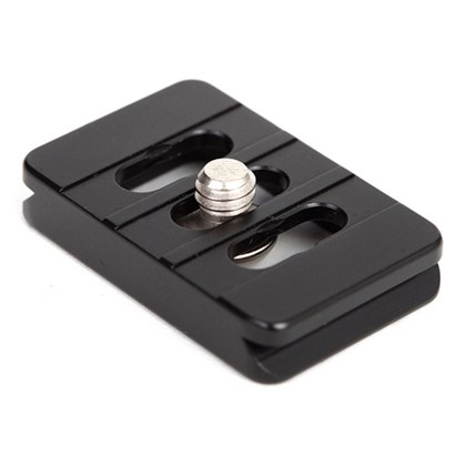 Universal QR Plate 26mm Black
