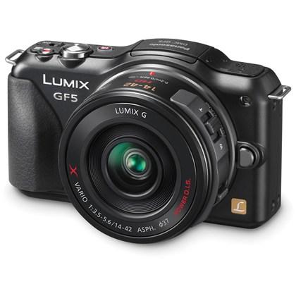 Panasonic Lumix GF-5 +14-42mm