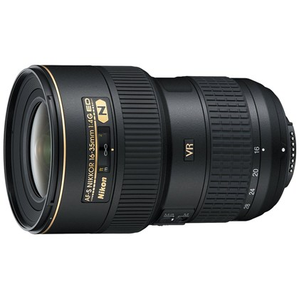 Nikon 16-35mm f/4 AF-S VR FX