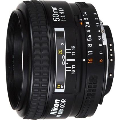 Nikon 50mm f/1.4 D AF