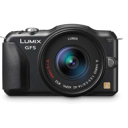 Panasonic Lumix GF-5W +14-42mm + 45-150mm