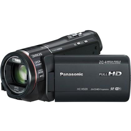 Panasonic HC-X920 3MOS Ultrafine Full HD Camcorder