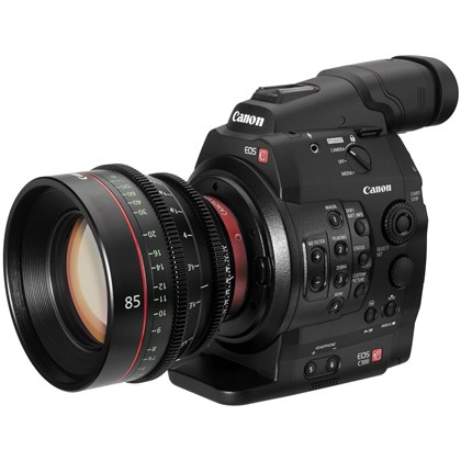 Canon EOS C300 Cinema EOS Camcorder