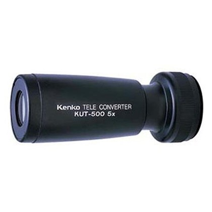 Kenko KUT-500 TELE CONVERSION LENS 5.0X FOR 37, 49, 52MM (105g)