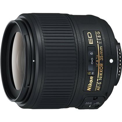 Nikon 35mm f/1.8G ED Lens