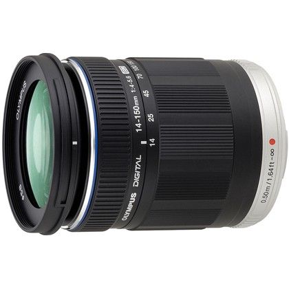 Olympus M.Zuiko Digital ED 14-150mm f/4.0-5.6 Zoom Lens