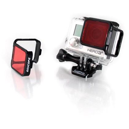 GoScope® - GoPro Hero3+/HERO4 Red Filter