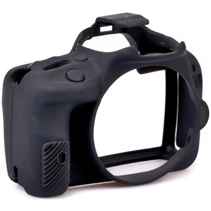 Silicone Camera Case  for Canon 100D/SL1 Black