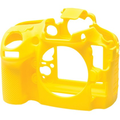 Silicone Camera Case  for Nikon D810 Yellow