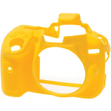 Silicone Camera Case  for Nikon D5300 Yellow