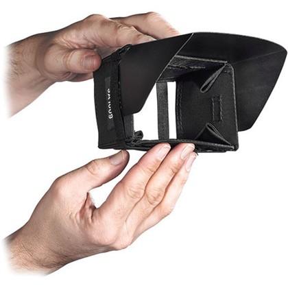 """Sachtler Mini Hood for 3.5"""" Diameter LCD 16:9"""