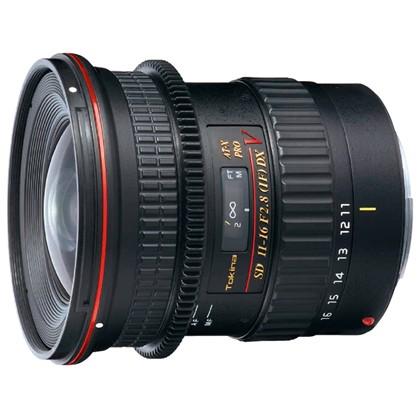 Tokina AF 11-16mm f/2.8 Video