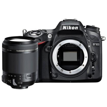 Nikon D7100 + TAMRON 18-200 VC